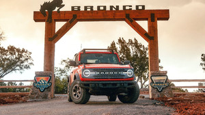 Ford Opens First-of-its-kind Bronco 'Off-Roadeo' School