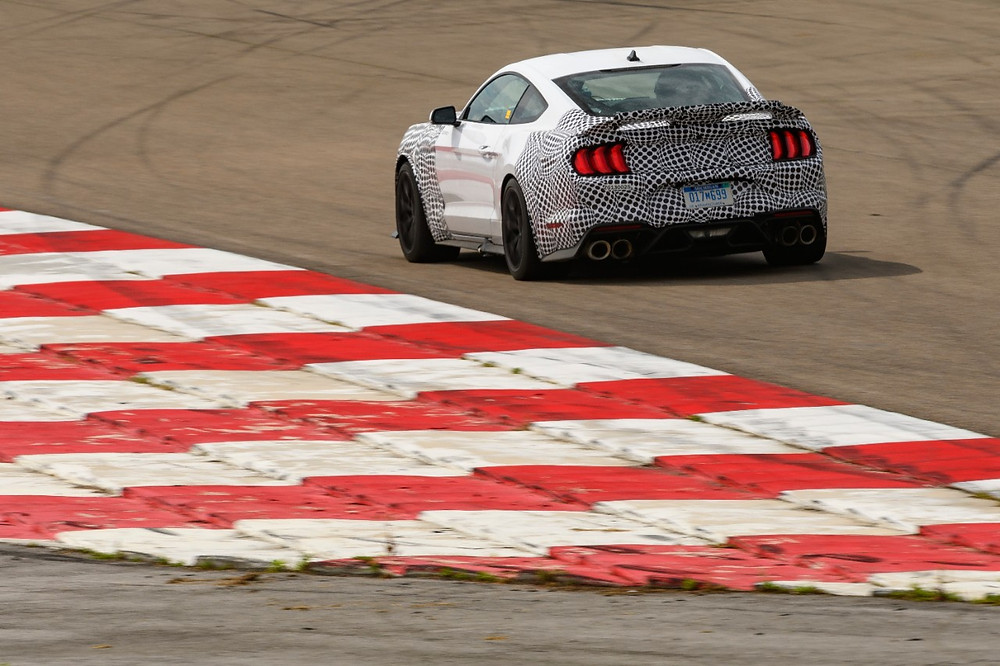 Mustang Mach 1 returning for 2021 model year