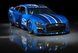Next Gen 2022 NASCAR Cup Series Mustang Breaks Cover