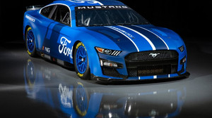 Next Gen 2022 NASCAR Cup Series Mustang Breaks Cover