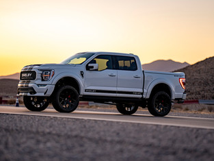 Shelby Unleashes All-New 775 hp Shelby F150 for 2021