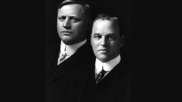 ARTICLES: The Dodge Brothers - John and Horace Dodge