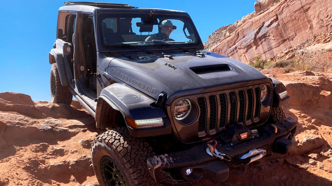 New Xtreme Recon Package Takes Wrangler to New Levels