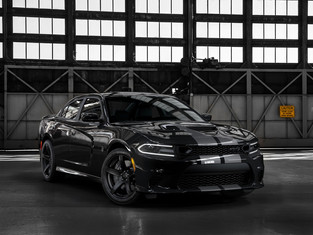 Dodge Amplifies Charger's Aggressive, Functional Design With New Stripe Options