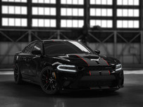 """Dodge Adds """"Blacked Out"""" Octane Edition to 2019 Dodge Charger SRT Hellcat Lineup"""