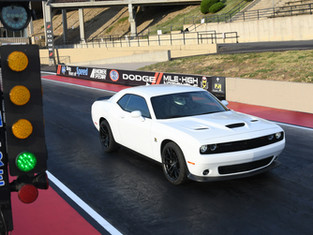 2019 Dodge Challenger R/T Scat Pack 1320: Beware of the Angry Bee at the Drag Strip