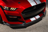 Ford Performance Reveals New Carbon Fiber Bits For GT500