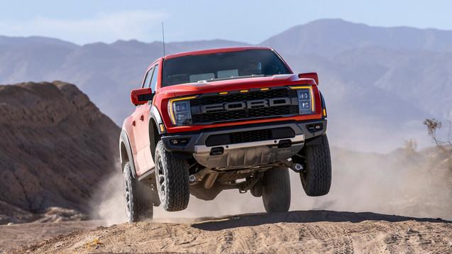 Ford Unleashes 2021 F150 Raptor