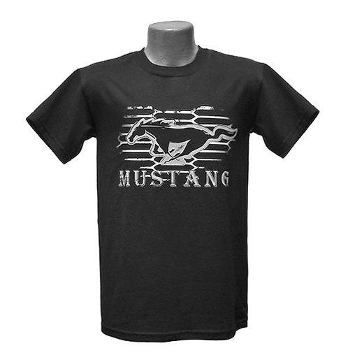 Ford Mustang Modern Grille T-Shirt