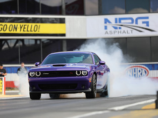 "2019 Dodge Challenger R/T Scat Pack 1320 ""Angry Bee"" Approved for NHRA Stock and Super Stock Competi"