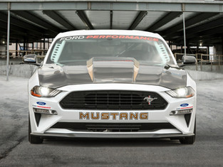 Ford's 50th Anniversary Mustang Cobra Jet Is the Hottest, Fastest, Most Powerful Drag Racing Mus