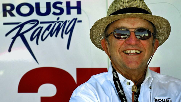 ARTICLES: American Muscle Icons: Jack Roush - The Cat in the Hat