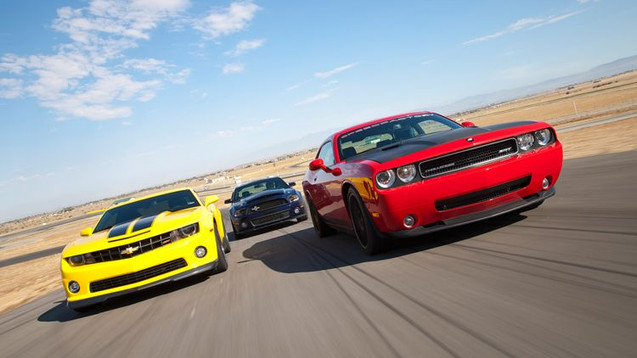 ARTICLES: Who Offers The Best Modern Muscle Line Up?