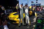 RACING: Second Straight Win for Magnussen, Garcia