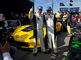 RACING: Second Straight Win for Magnussen, Garcia