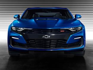 Chevrolet Debuts 2019 Camaro