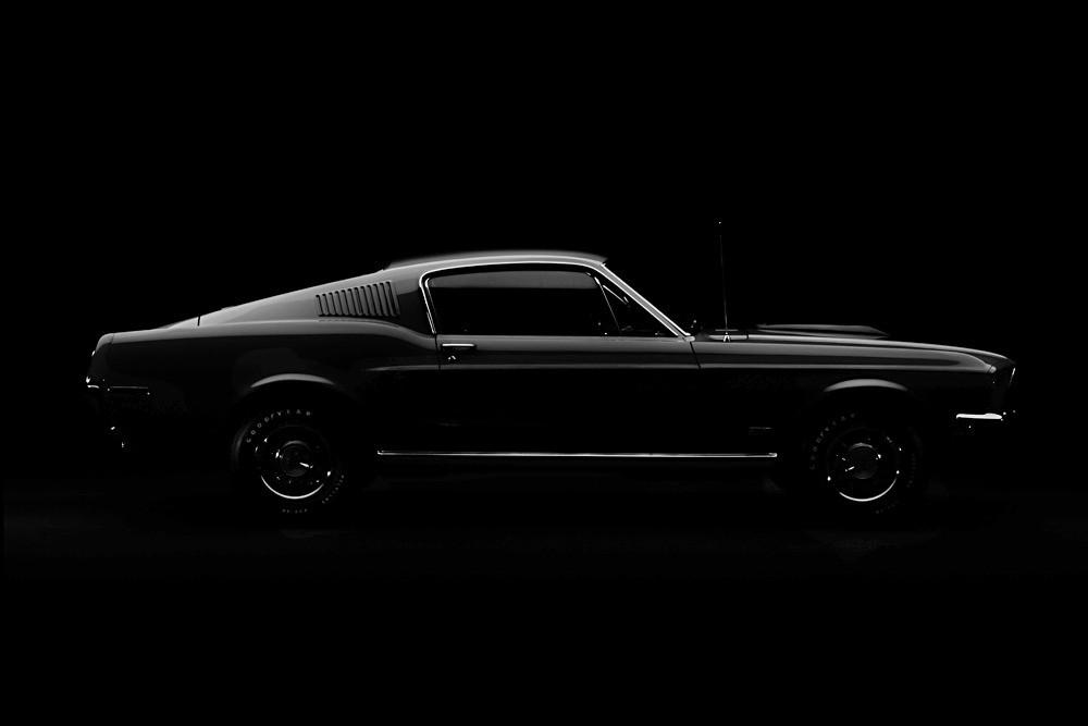 Possible 2018 Ford Mustang Bullitt reveal