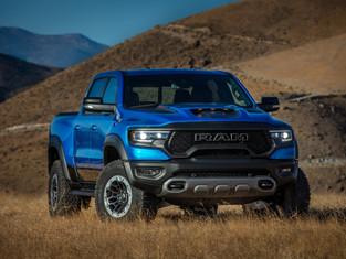 Ram 1500 TRX Named Four Wheeler 2021 Pickup Truck of the Year
