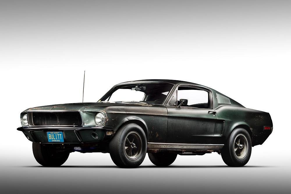 1968 Ford Mustang GT aka Bullitt