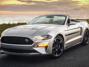 California Special Returns For 2019 Mustang GT, with Rev-Matching, B&O Play, and New Colors