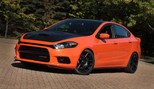 EVENTS: SEMA 2014 Dodge Reveals Dart R/T Concept