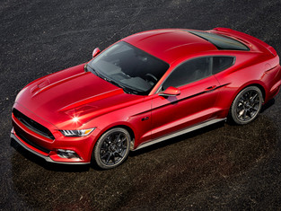 NEWS: 2016 Mustang Gets More Updates