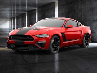 """Roush Drops The Hammer with New """"JackHammer"""" 710 Horsepower Mustang"""
