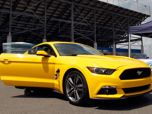NEWS: Mustang EcoBoost First Impressions