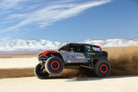 Ford Unveils Bronco Ultra4 4400 Unlimited Class Extreme Race Trucks