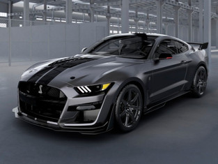Ford Donating One-of-One 2020 Mustang Shelby GT500 To Find Type 1 Diabetes Cure
