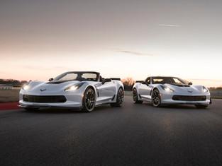 Chevrolet Unveils 2018 Corvette Carbon 65 Edition