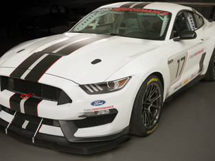 Ford Performance Reveals All-New, Track-Only Shelby FP350S