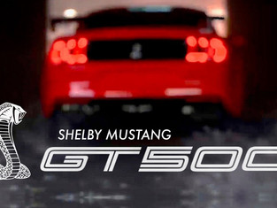Ford Teases New 700hp+ 2019 Mustang Shelby GT500