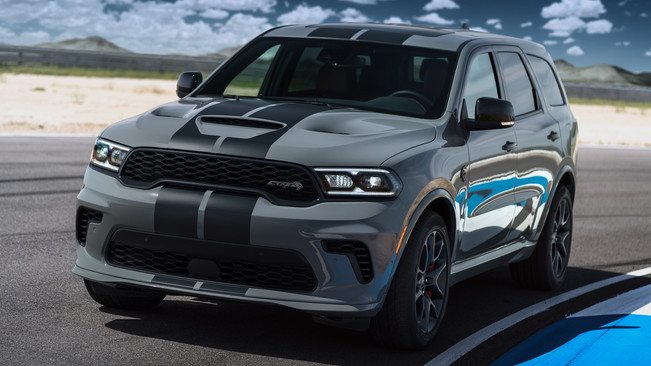 Dodge Opening Dealer Orders for New 2021 Durango SRT Hellcat