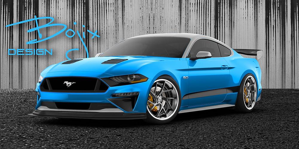 Bojix Design Mustang GT