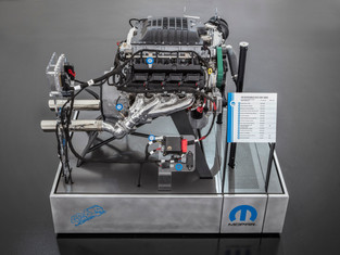 Mopar Now Taking Pre-Orders for Hellephant 426 Supercharged Crate Hemi