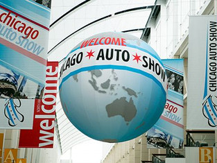 EVENTS: Time for the 2014 Chicago Auto Show