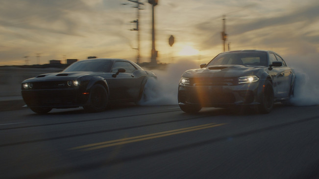 Dodge Launches 'House of Power' Video Featuring 'F9' Footage