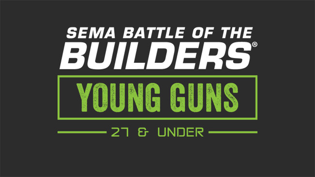 2020 SEMA Battle of the Builders Young Guns Competition Kicks Off During Spring Break