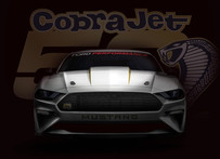 2018 Mustang Cobra Jet Celebrates 50th Anniversary with Quickest Straight-Line Mustang Yet
