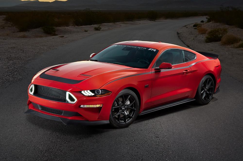 Series 1 RTR Mustang