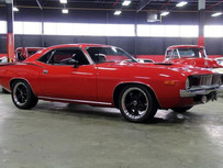 CLASSIFIEDS: 340ci powered 1974 'Cuda $41,900