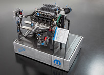 Hellephant in the Room: Mopar Stampedes Into SEMA With 1000hp 426 Crate HEMIEngine