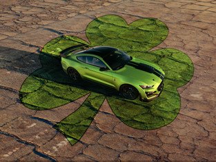 Grabber Lime Added To 2020 Mustang Color Palette