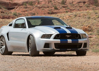 AUCTIONS: Need for Speed Mustang Headed to Barrett-Jackson