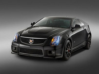 NEWS: Cadillac Reveals CTS-V Coupe Special Edition