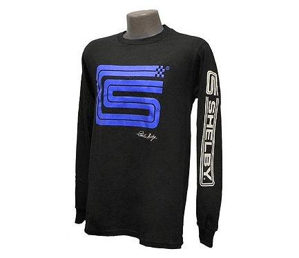 Shelby Signature Logo Long Sleeved T-Shirt
