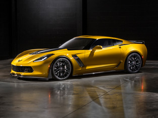 AUCTIONS: Barrett-Jackson to Sell First Production 2015 Corvette Z06