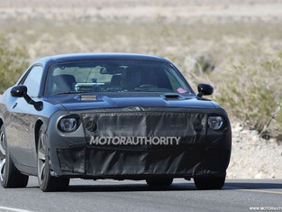 "Rumored ""Hellcat"" Supercharged HEMI 6.2L V8 powered Challenger SRT could debut in Detroit"