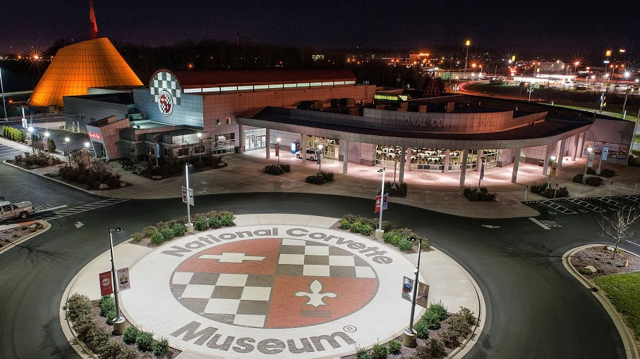 © National Corvette Museum